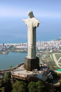 Durante o City Tour Rio de Janeiro você fará a visita ao Cristo Redentor