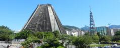 Durante o passeio City Tour Rio de Janeiro você vai visitar a Catedral da cidade maravilhosa