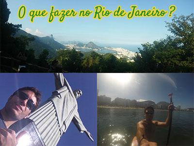 Imagem da vista Chinesa, Cristo Redentor e StandUp Paddle em Copacabana