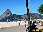 Bike tour Rio de Janeiro Praia do Flamengo Pão de Açúcar