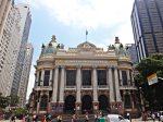 Cinelândia Teatro Municipal Centro Histórico Rio de Janeiro