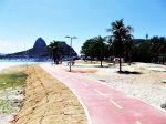Passeio de Bicicleta Praia de Botafogo Ciclovia Rio de Janeiro