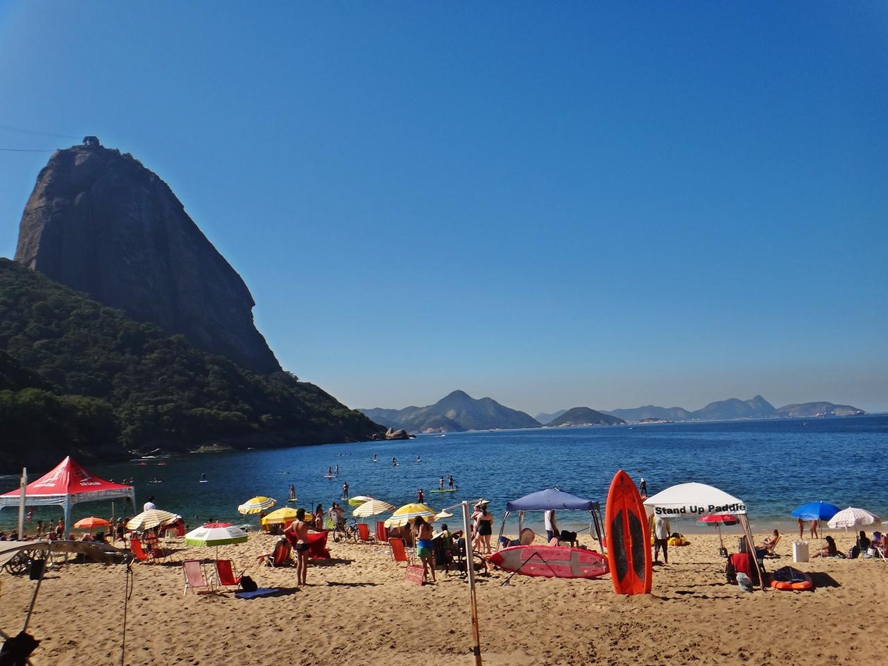 Praia Vermelha - Urca - Rio de Janeiro - Pão de Açúcar