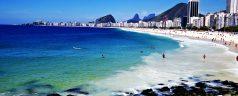 Praia de Copacabana - Rio de Janeiro