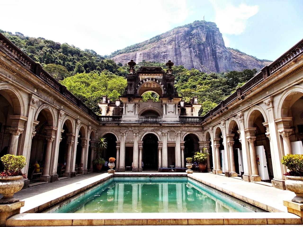 Parque Lage no Rio de Janeiro | S2RIO
